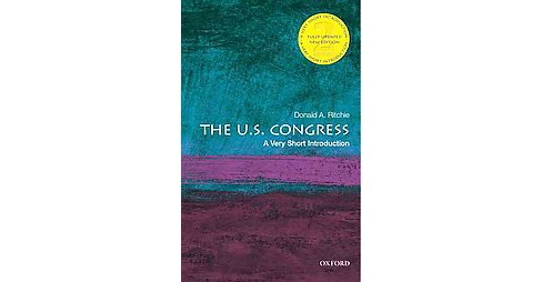 U.S. Congress : A Very Short Introduction (Paperback) (Donald A. Ritchie) - image 1 of 1