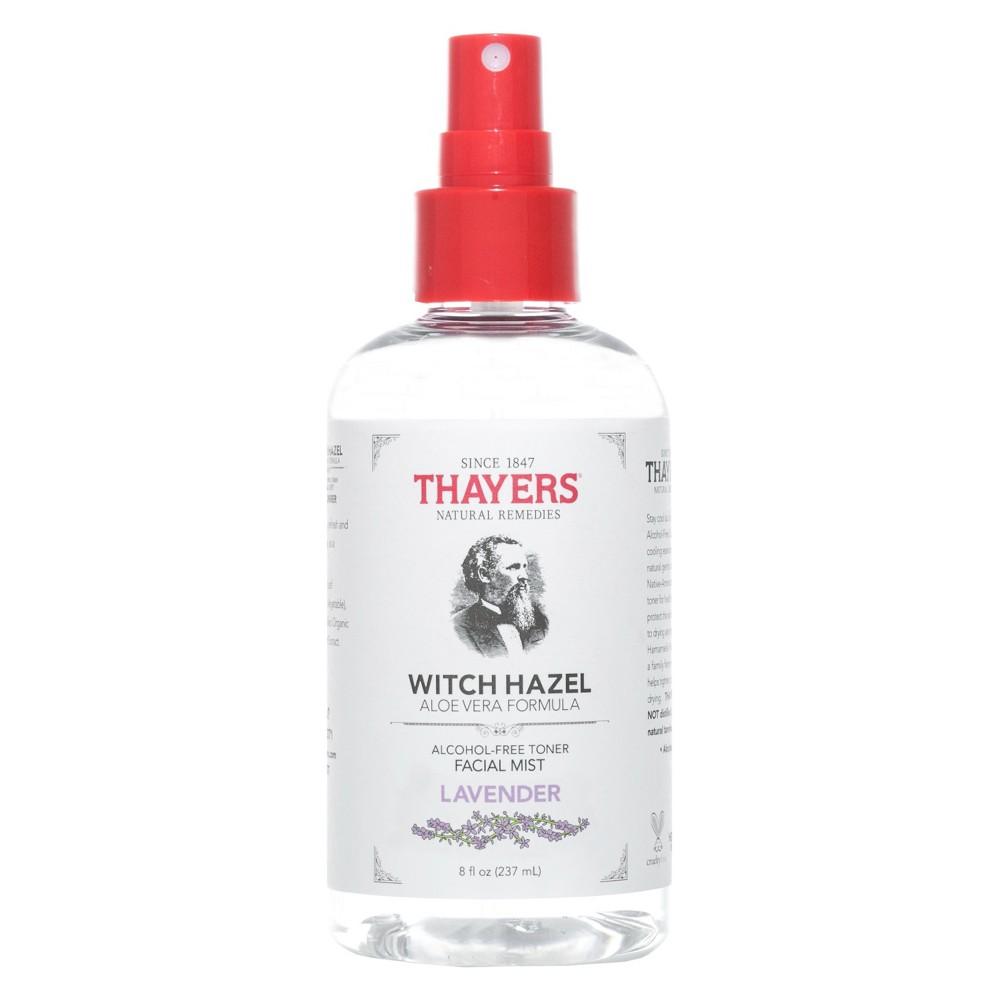 Thayers Witch Hazel Alcohol Free Toner Facial Mist - Lavender - 8 fl oz