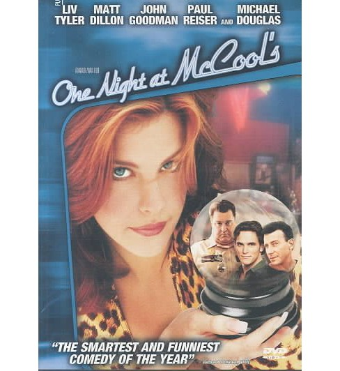 One Night At Mccool's (DVD) - image 1 of 1