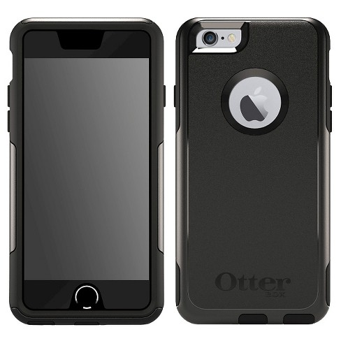 OtterBox® iPhone 6s Plus Case Commuter - Black - image 1 of 2