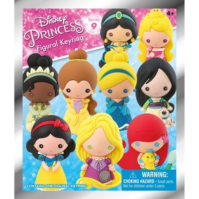 Disney Princess Surprise Figures Bag Clip