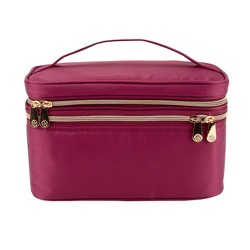 Sonia Kashuk™ Double Zip Train Case