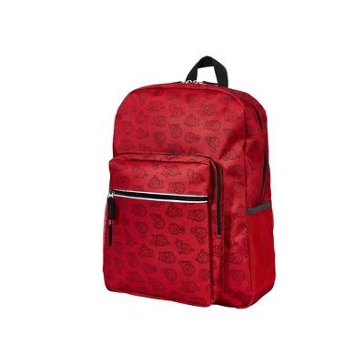 Yoobi™ 20'' Kids' Backpack Standard Red - Spider-Man