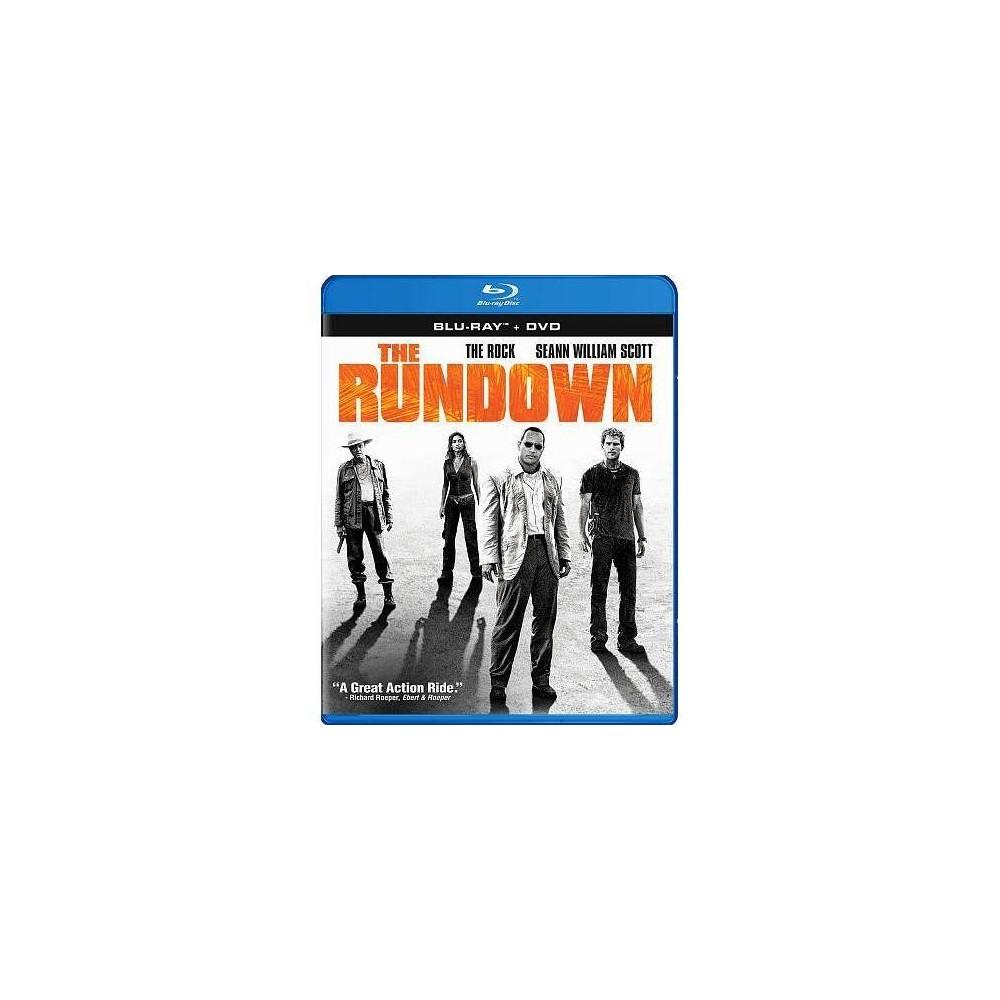 Rundown (Bd/Dvd Combo) (Blu-ray)