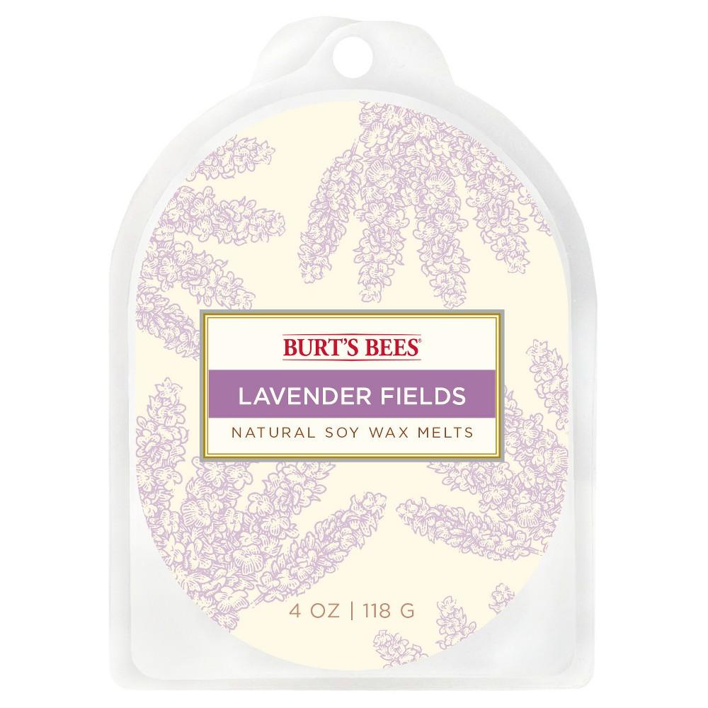 4oz Warmer Melts Lavender Fields - Burt's Bees, Ivory