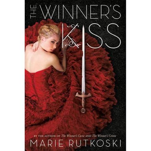 The Winner's Kiss - (Winner's Trilogy) by  Marie Rutkoski (Hardcover) - image 1 of 1