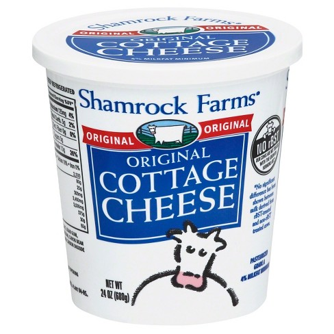 Shamrock Farms Cottage Cheese - 22oz - image 1 of 1
