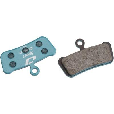 Jagwire Sport Semi-Metallic Disc Brake Pad for SRAM Guide R//RS//RSC Trail 7 Trail