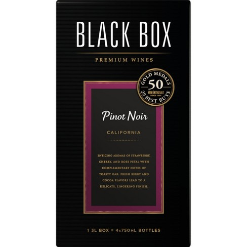 Black Box Pinot Noir Red Wine - 3L Box - image 1 of 3