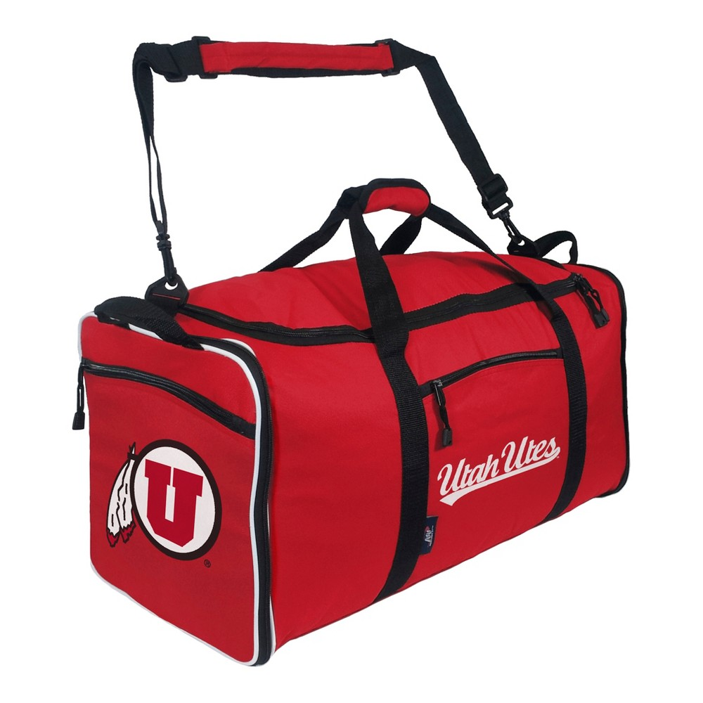 NCAA Utah Utes Expandable Duffel Bag