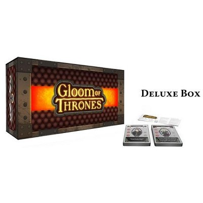 Gloom of Thrones (Deluxe Edition) Board Game