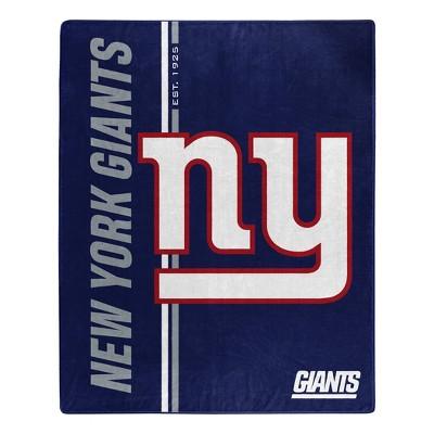 NFL New York Giants Throw Blankets