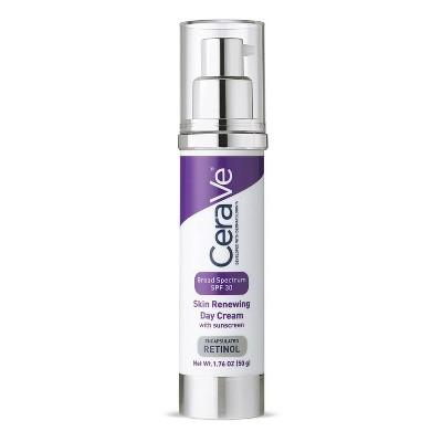 Facial Moisturizer: CeraVe Skin Renewing Day Cream