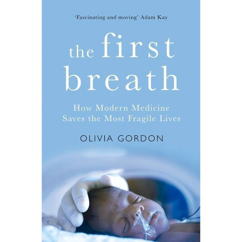 The First Breath - by  Olivia Gordon (Hardcover) - image 1 of 1