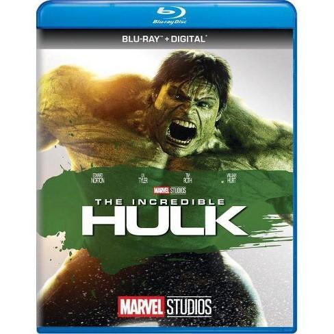 The Incredible Hulk (Blu-ray) - image 1 of 1