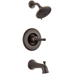 Delta Faucet T14493 Linden Monitor 14 Series Single Function Pressure Balanced Tub and Shower Less Rough-In Valve