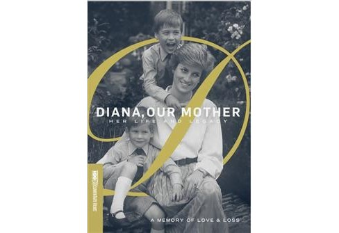 Diana Our Mother Her Life And Legacy (DVD) - image 1 of 1