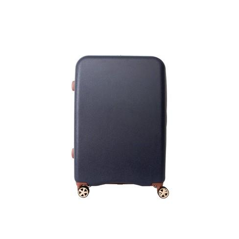 """Path Travel 30"""" Hardside Suitcase - Navy - image 1 of 4"""