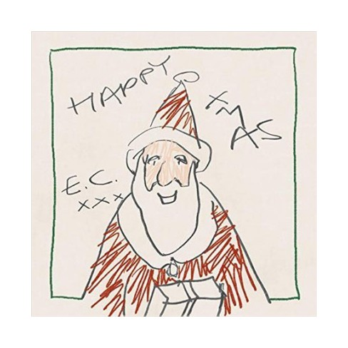 Eric Clapton - Happy Xmas (Vinyl) : Target
