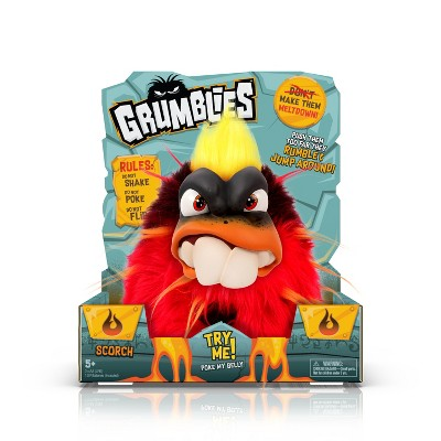 Grumblies Scorch Action Figure by Grumblies