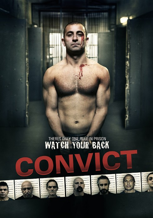 Convict (DVD) - image 1 of 1