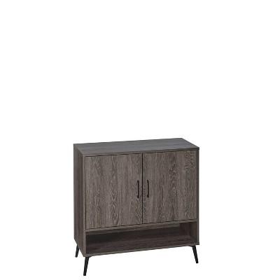 Woodbury Shoe Cabinet Woodgrain - RiverRidge Home