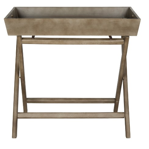 Ainsley Tray Table - Safavieh - image 1 of 4