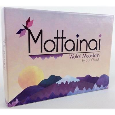Mottainai - Wutai Mountain Board Game