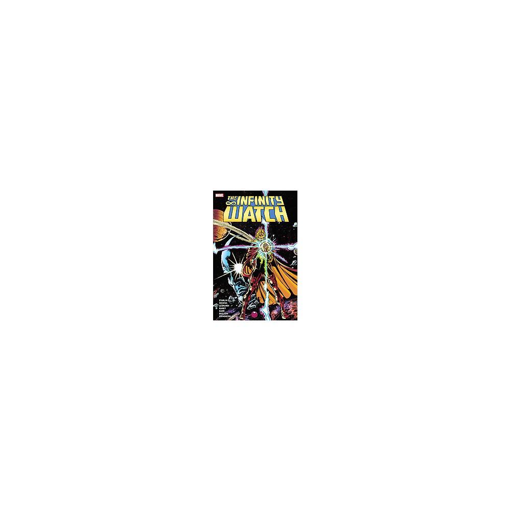 Infinity Watch 1 (Paperback) (Jim Starlin)
