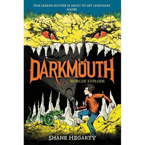 Darkmouth #2: Worlds Explode - by  Shane Hegarty (Paperback) - image 1 of 1