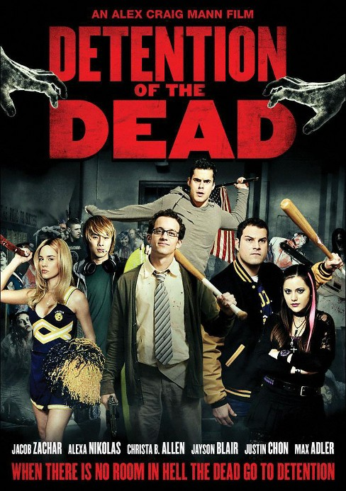 Detention Of The Dead (DVD) - image 1 of 1