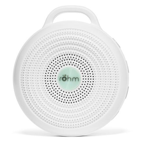 Yogasleep Rohm Travel White Noise Sound Machine - White - image 1 of 4