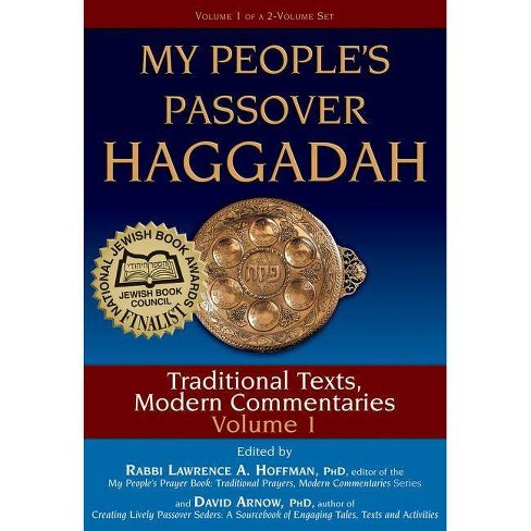 My People's Passover Haggadah Vol 1 - (Hardcover) - image 1 of 1