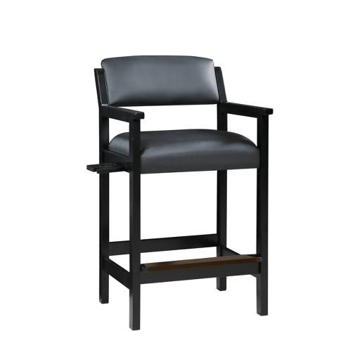 Hathaway Cambridge Spectator Chair - Black - image 1 of 3