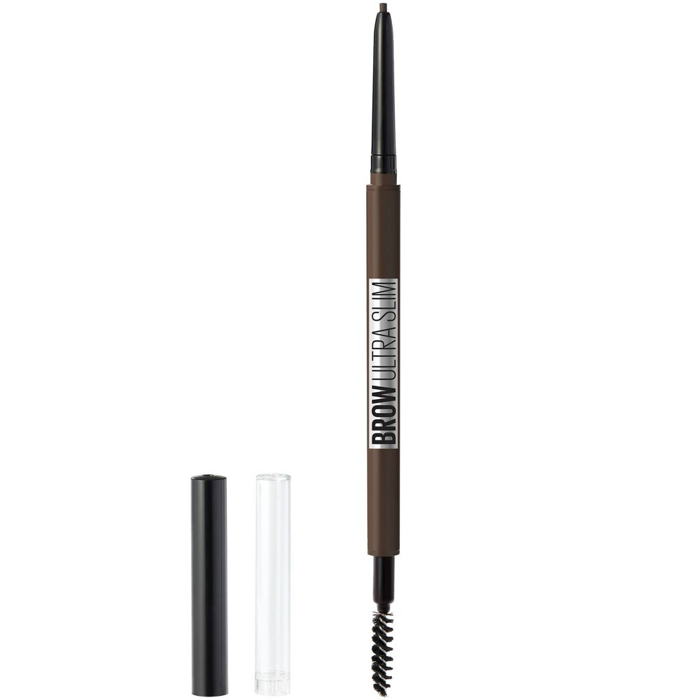 Image of Maybelline Brow Ultra Slim Black Brown - 0.003oz
