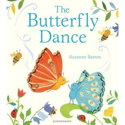 The Butterfly Dance - by  Suzanne Barton (Hardcover) - image 1 of 1