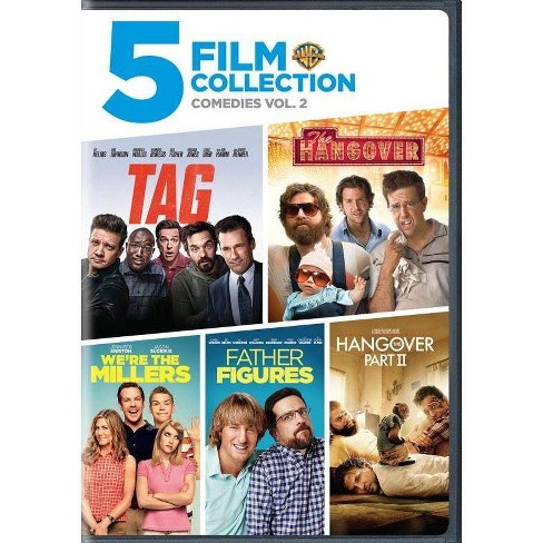 5-Film Collection: Comedies Volume 2 (DVD) - image 1 of 1