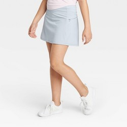 Girls' Stretch Woven Performance Skort - All in Motion™