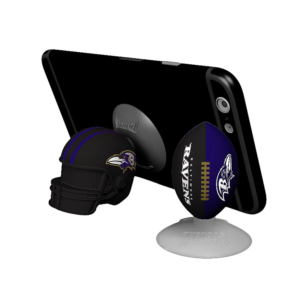NFL Baltimore Ravens Suckerz 2pk