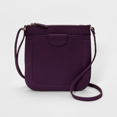 c4812374bd Swing Pack Crossbody Bag – A New Day™ Purple – Target Inventory ...