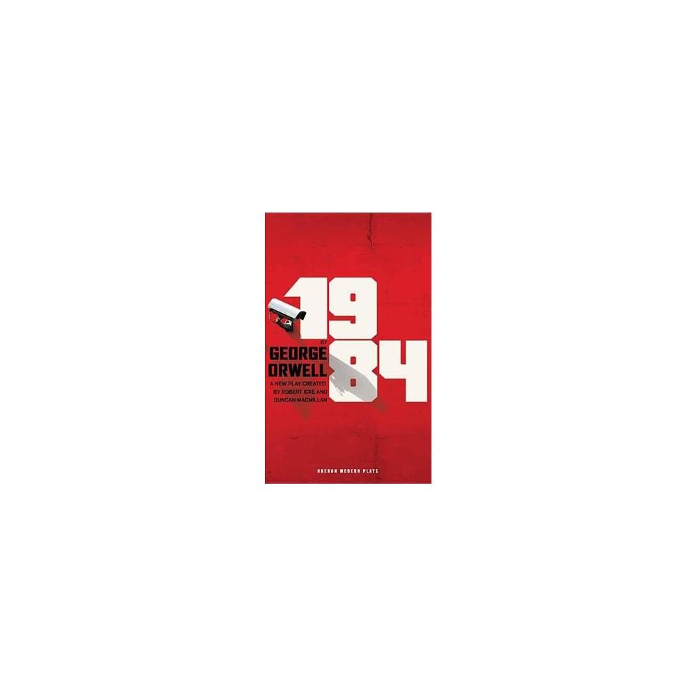 1984 : Broadway Edition (Paperback) (George Orwell)