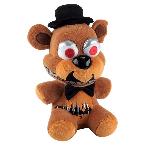 "Five Nights at Freddy's  - Nightmare Freddy Plush 6"" - image 1 of 1"
