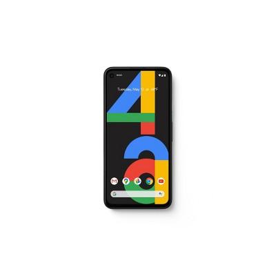 Google Pixel 4a Unlocked (128GB) - Black