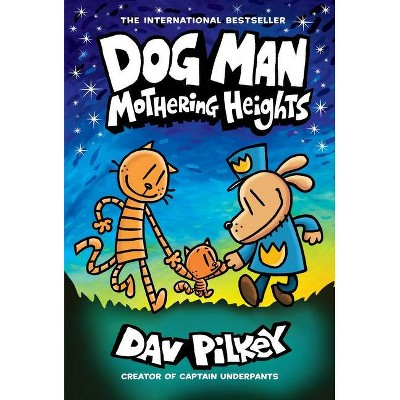 Dog Man #10, Volume 10 - by Dav Pilkey (Hardcover)