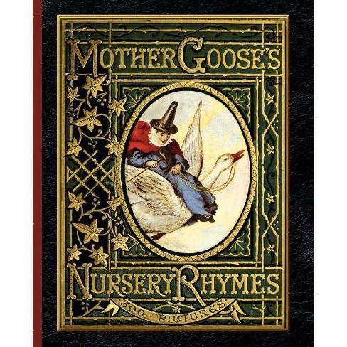 Mother Goose's Nursery Rhymes - (Paperback) - image 1 of 1