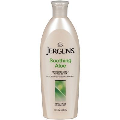 Jergens Soothing Aloe Refreshing Moisturizer - 10oz