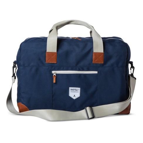 WeSC Men's Saxton Weekender Bag - Navy - image 1 of 1