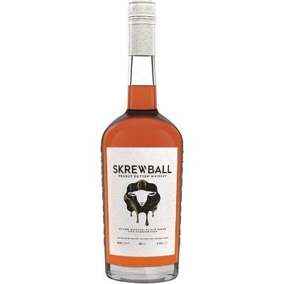 Skrewball Peanut Butter Whiskey - 750ml Bottle