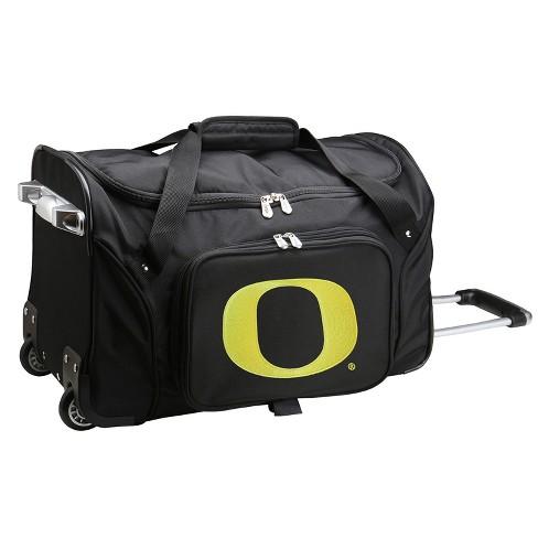 NCAA Oregon Ducks 22'' Rolling Suitcase - image 1 of 3