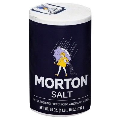 Morton® Salt - 26oz